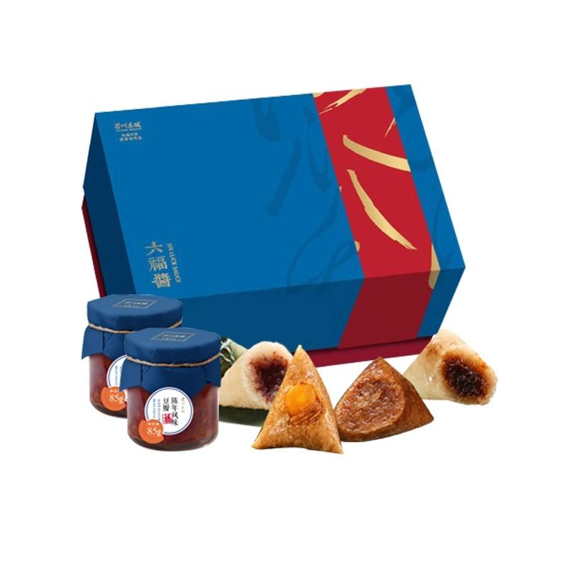 福酱粽子礼盒405g