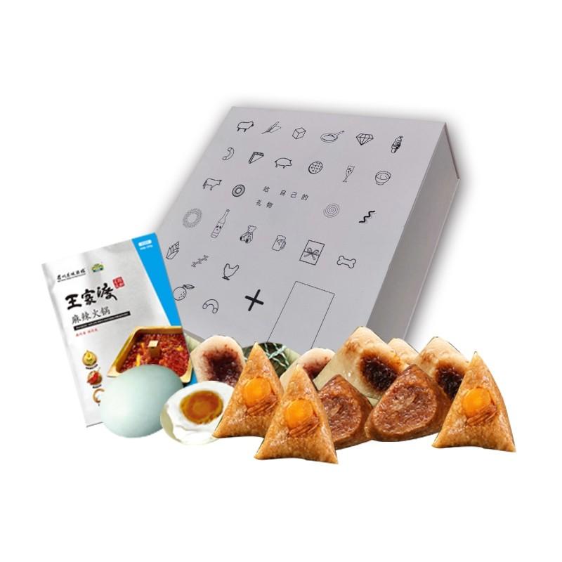 眉州东坡苏粽礼盒 1270g