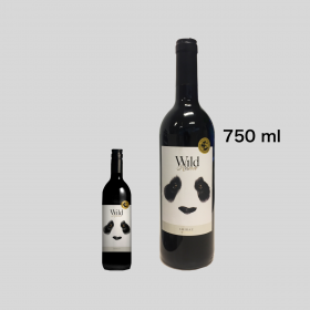 原瓶进口「怀德 Wild」半干红 (750ml)
