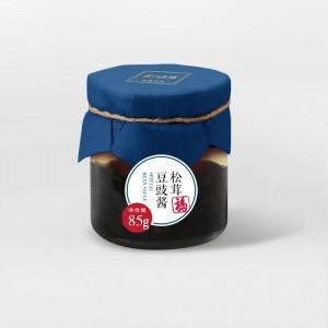 松茸豆豉酱