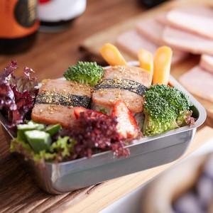 眉州东坡午餐肉肠320g*10