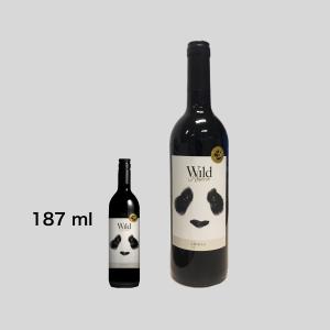 原瓶进口「怀德 Wild」半干红 (187ml)