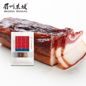 眉州东坡五花腊肉230g