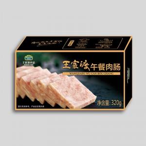 王家渡午餐肉 320g*2
