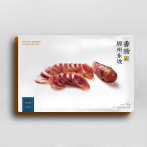 眉州东坡香肠  (咸鲜味)