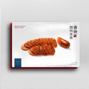 眉州东坡香肠  (麻辣味)